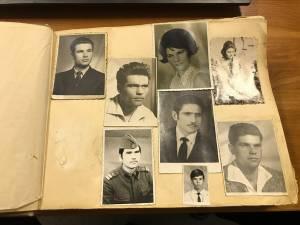 Fotografii din albumul deţinut în Ungaria