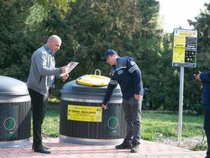 Viceprimarul Lucian Harșovschi a remarcat creșterea volumului de deseuri menajere colectate, dar și dublarea cantităților reciclate 2