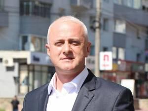 Preşedintele interimar al ALDE Suceava, Ovidiu Milici