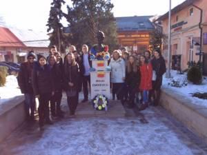 170 de ani de la naşterea lui Eminescu şi Ziua Culturii Naţionale, marcate la Rădăuţi