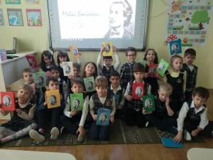 """Ziua Culturii Naționale, marcată la Școala Primară """"Sfântul Ioan cel Nou de la Suceava"""""""