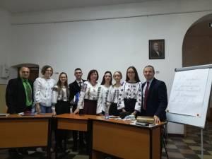 """Ziua lui Mihai Eminescu și Ziua culturii naționale, sărbătorite la Colegiul Național """"Eudoxiu Hurmuzachi"""""""