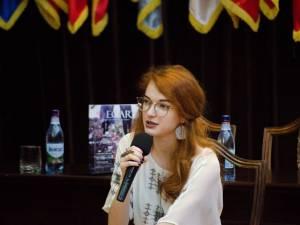 Suceveanca Anastasia Gavrilovici își lansează primul volum de poezie la Suceava