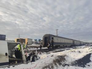 Imagine de coşmar de la locul accidentului