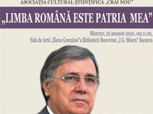 """Simpozionul ,,Valori Naționale în creația Mitropolitului Bartolomeu Valeriu Anania"""", ediția a VII-a, a debutat, vineri, la USV"""