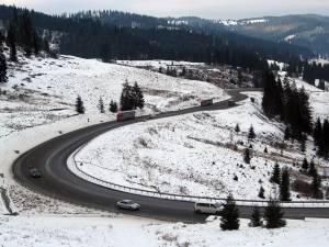 CNAIR a scos la licitaţie studiile de fezabilitate pentru drumul de mare viteză Suceava - Vatra Dornei - Baia Mare