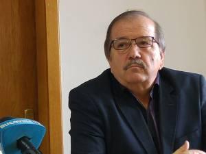 Inspectorul şcolar adjunct Ioan Dumitru Puiu