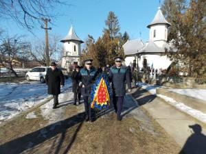 Polițiștii au participat alături de cetățeni și autorități la manifestările derulate