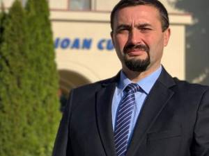Candidatul PSD pentru Primăria Gura Humorului, Adrian-Neculai Romanescu
