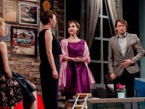 """Actorii Medeea Marinescu, Vlad Zamfirescu, Andi Vasluianu vin la Suceava cu piesa de teatru """"Pe o pânză de păianjen"""""""