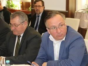 """Dan Ioan Cușnir a """"anticipat"""" că Gheorghe Flutur va obține și următorul mandat de președinte al CJ Suceava"""