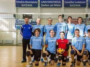 Echipa de juniori a LPS CSS Suceava