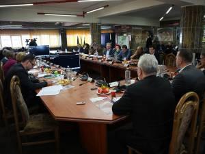 Bugetul Sucevei, de aproape 600 de milioane de lei, a fost primul aprobat din țară, în ședința de Consiliu Local de joi, 30 ianuarie