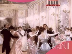 La Fălticeni, a doua ediție a Balului vienez