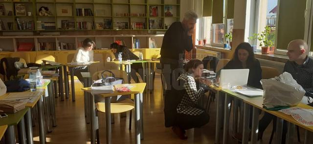 Schools United by Science, la Dumbrăveni