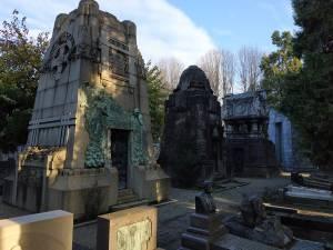 Cimitirul Monumentale, un muzeu un aer liber