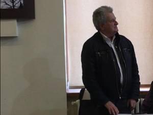 Deţinutul politic Nistor Man, în vârstă de 90 de ani