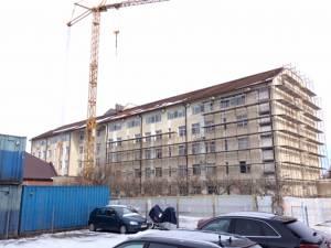 Lucrări de extindere a Spitalului Municipal Rădăuți
