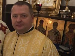 Fostul adjunct al ISU Suceava, colonelul Dan Hoffman, este de duminică preot