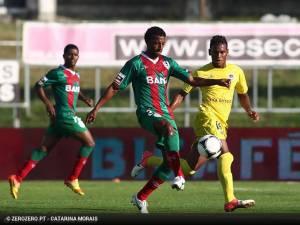 Joao Luiz pe vremea cand evolua la Maritimo Funchal