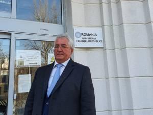 Primarul Sucevei a făcut un tur de forță pe la ministere, în Capitală, cu diverse probleme ale municipiului
