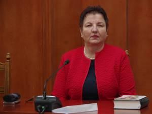 Directorul executiv al DSP Suceava, Silvia Boliacu