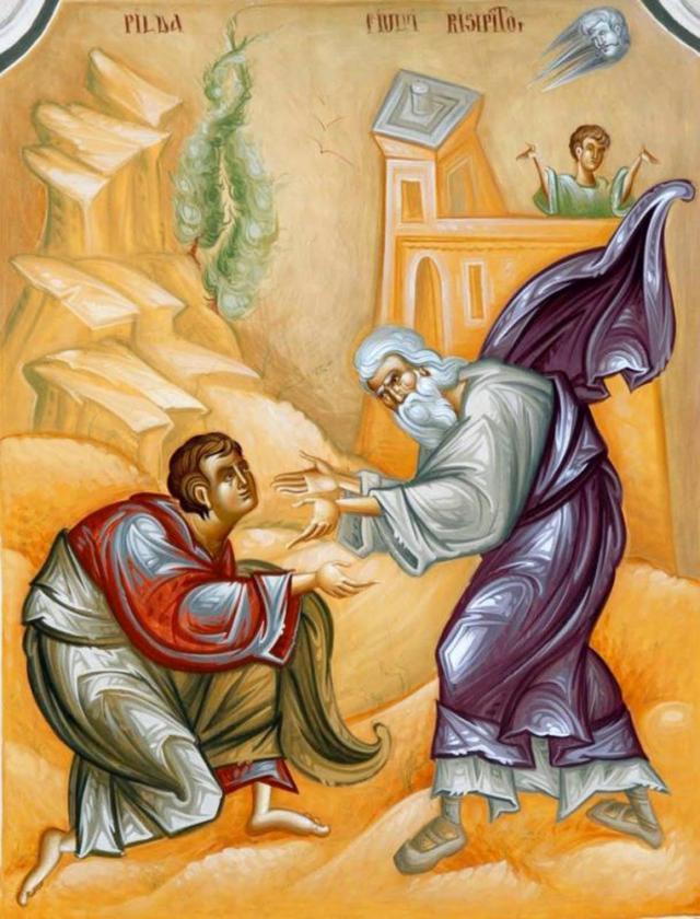 Lui Dumnezeu nu Îi este frică de periferiile existențiale