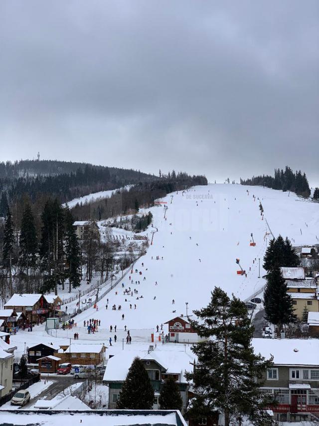 La Vatra Dornei va fi organizat concursul de ski și snowboard Serbările Zăpezii