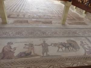 Situl arheologic din Paphos