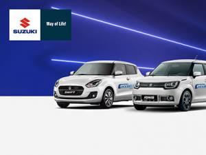 Suzuki îşi extinde gama de modele hibrid şi devine primul producător care comercializează doar modele hibrid 12V şi 48V. Time to Hybrid!