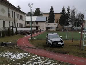 Masina teren sport Hurmuzachi