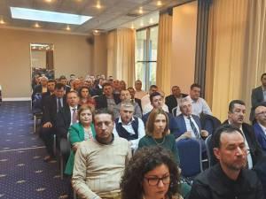 Marian Andronache a participat la Consiliul Naţional al PMP