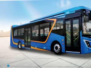 Modelul noilor autobuze
