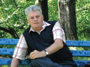 Scriitorul Mircea Radu Iacoban