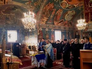 Întâlnirea preoţilor pensionari din cadrul Protopopiatului Fălticeni