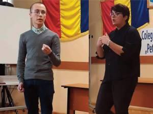 Andrei Coca și Ruxandra Ioana Mihailiuc au obţinut cele mai bune rezultate