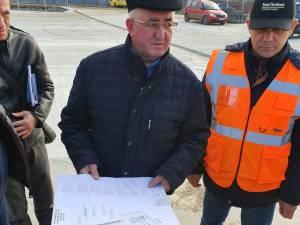 Au început lucrările la Autobaza Electrică a municipiului Suceava