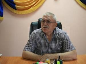 Primarul Constantin Morosan