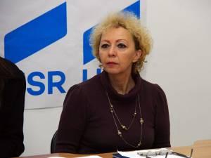 Teodora Munteanu va candida pentru Primăria Suceava din partea USR