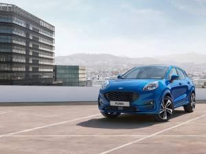 Noul Ford Puma va fi lansat în Suceava, la reprezentan]a auto Ford - Union Cars, în data de 27 februarie 2020
