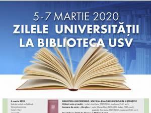 Evenimente la Biblioteca Universității, de Zilele USV 2020