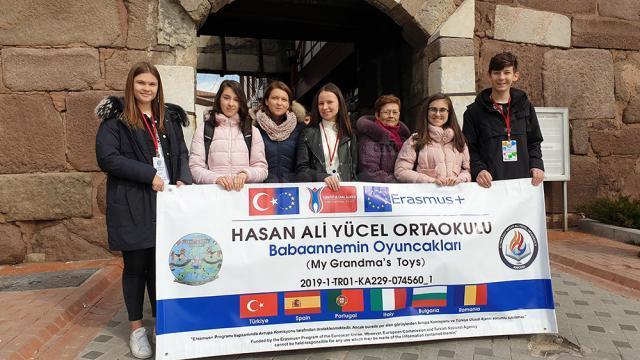 Un nou proiect Erasmus+, la Școala Gimnazială Nr. 4 Suceava