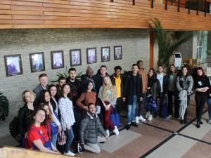 35 de studenți străini vor studia semestrul acesta la USV