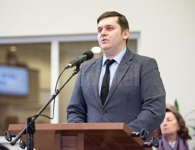 Subprefectul Daniel Prorociuc