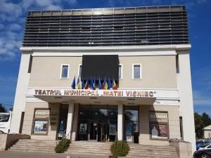 """Teatrul """"Matei Vișniec"""" Suceava și-a suspendat activitatea de astăzi"""