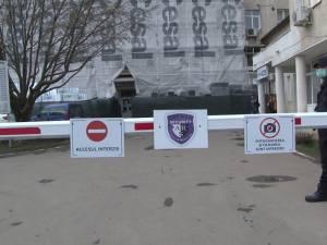 Accidentul mortal de muncă s-a petrecut în curtea Spitalului Municipal Rădăuți