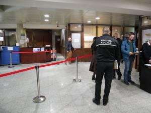 Acces limitat în Primăria Suceava – măsuri de protecție obligatorii