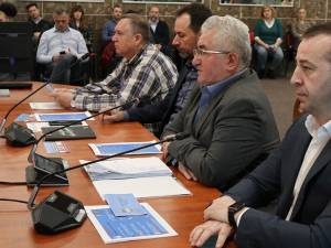 Comitetul Local pentru Situații de Urgență al municipiului Suceava, convocat joi dimineață