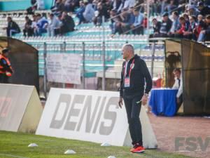 Antrenorul Grigoraș și echipa sa nu vor mai disputa nici un meci de campionat cel puțin până la sfârșitul lunii martie