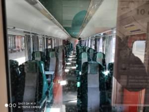 Trenul de Bucureşti, înainte de plecare